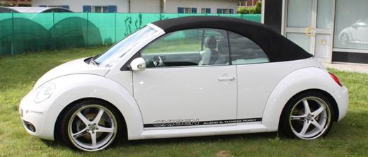 oxigen vw  beetle cabrio audio  tuning point