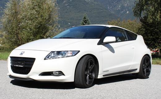 Honda CR-Z - visione frontale