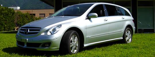 Mercedes R classe 500